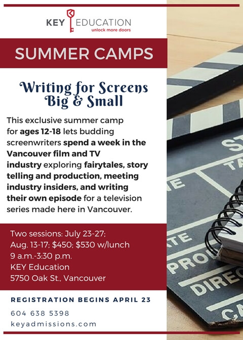 Screenwriting Camp