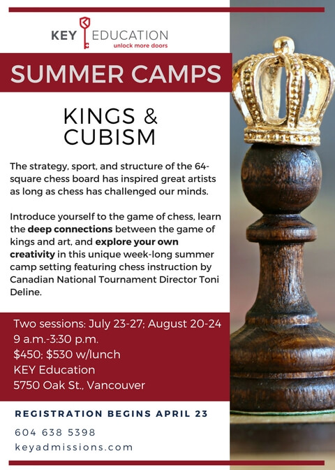 Chess and Art Camp