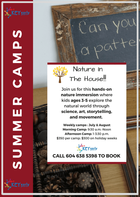 Little Learners Nature Camp