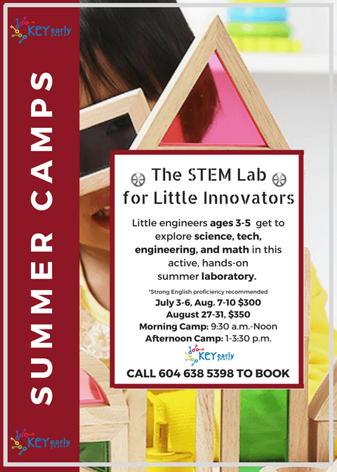 Little Learners STEM Camp