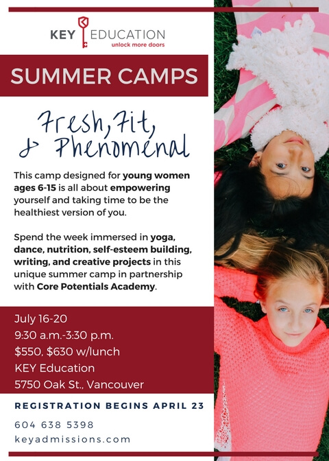 Teen Wellness Camp